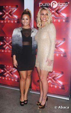 Demi Lovato : Un duo avec Britney Spears ?