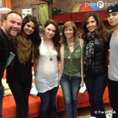Selena Gomez : Les Sorciers de Waverly Place enfin réunis!